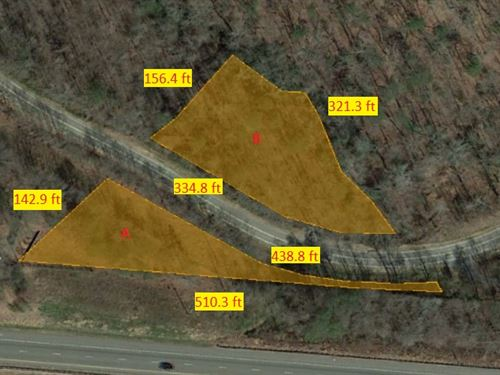 1.18 Acres Property in Valdese, NC : Valdese : Burke County : North Carolina