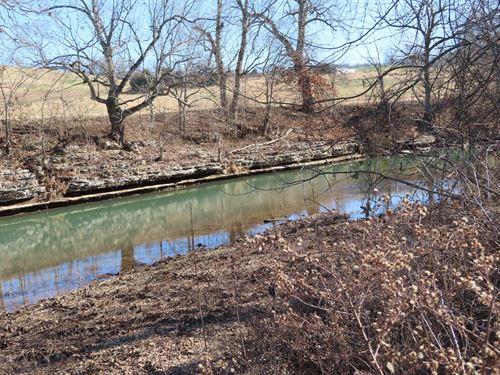Waterfront Lot For Sale in Arkansas : Alpena : Boone County : Arkansas