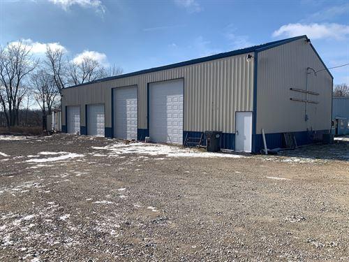 Commercial Property Albany, Indiana : Albany : Delaware County : Indiana