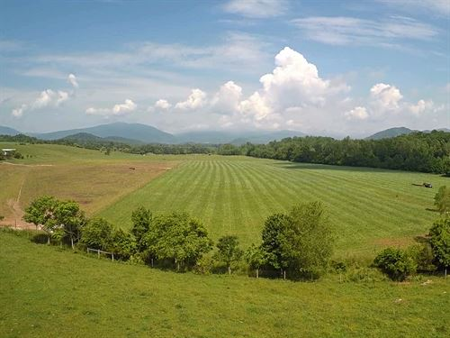 Mountain Views and River Frontage : Stanardsville : Greene County : Virginia