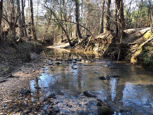 Lloyd Creek Tract : Lincolnton : Lincoln County : Georgia