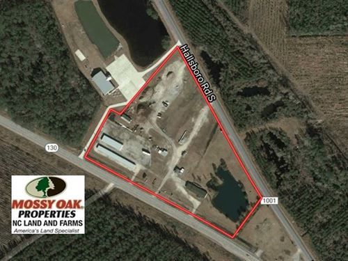 8.32 Acres of Commercial And Devel : Whiteville : Columbus County : North Carolina