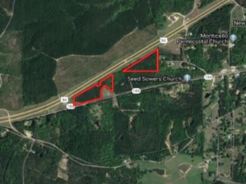 20 Acres In Lawrence County In Mont : Monticello : Lawrence County : Mississippi