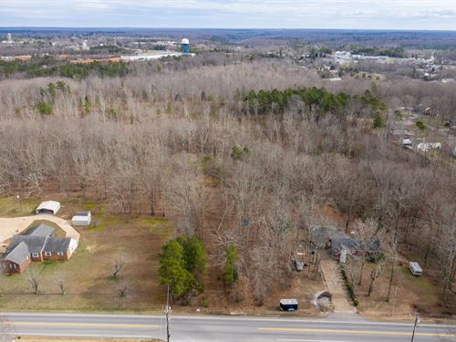Potential Development Property : Hohenwald : Lewis County : Tennessee