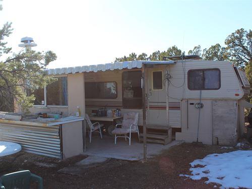 Seligman Country Home Large Acreage : Seligman : Yavapai County : Arizona