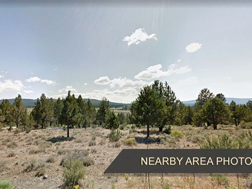 Open Plain to Call Your Own : Chiloquin : Klamath County : Oregon