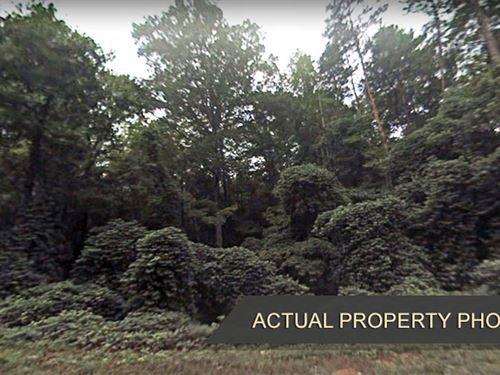 Home by Lake Hartwell, 0.50 Acres : Oakway : Oconee County : South Carolina