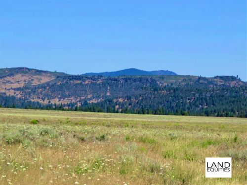 Bargain Priced 5 Acres Only $149/Mo : Chiloquin : Klamath County : Oregon