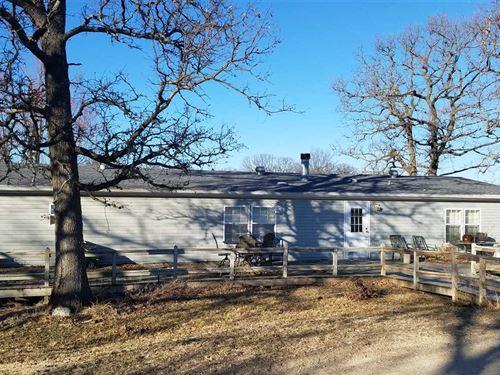 Country Living/Working 46 : Neodesha : Wilson County : Kansas