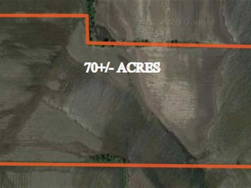 70 Acres Tillable/Waterfowl : Forest City : Holt County : Missouri