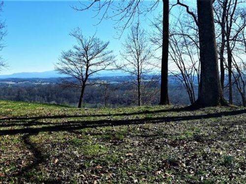 Mountain View Building Lot Between : Sweetwater : Monroe County : Tennessee