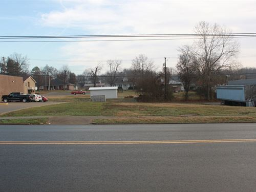 Absolute Online, Vacant Development : Central City : Muhlenberg County : Kentucky