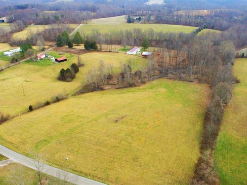 Unrestricted Acreage-6.38 : Liberty : Casey County : Kentucky