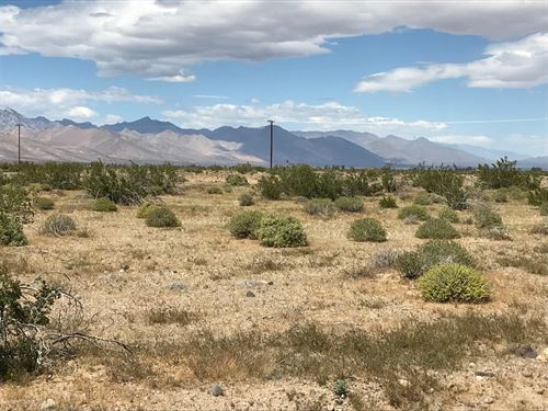 1.96 Acres Kern County, CA : Inyokern : Kern County : California