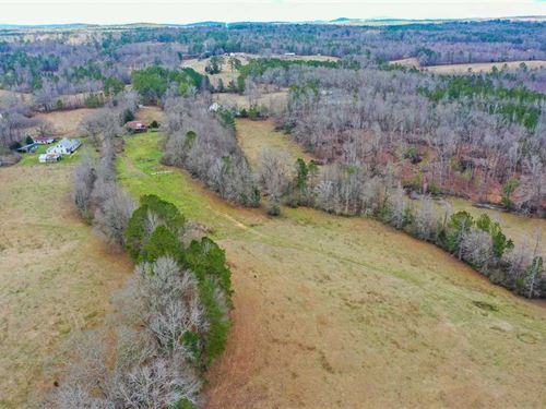 Gorgeous 240 Acres of Farm And Tim : Sylacauga : Coosa County : Alabama