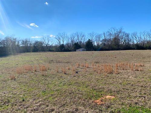 County Road 81 Home Site : Prattville : Autauga County : Alabama