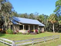 Lazy Y Cross Ranch : Arcadia : De Soto County : Florida