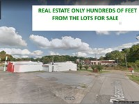 1/2 Ac, Vacant Land By Real Estate : Helena : Phillips County : Arkansas