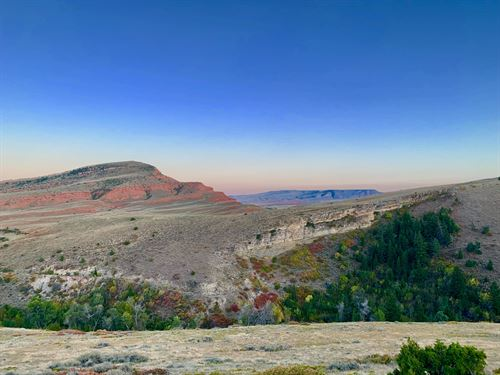 North Fork Canyon Ranch : Lander : Fremont County : Wyoming