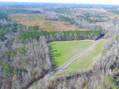 8.45 Ac Homesite : Laurinburg : Scotland County : North Carolina