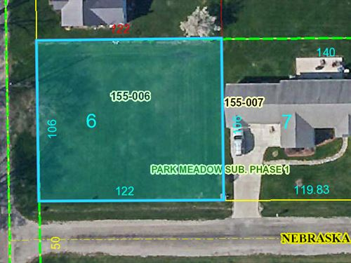 New Construction Lot, Oblong, IL : Oblong : Crawford County : Illinois