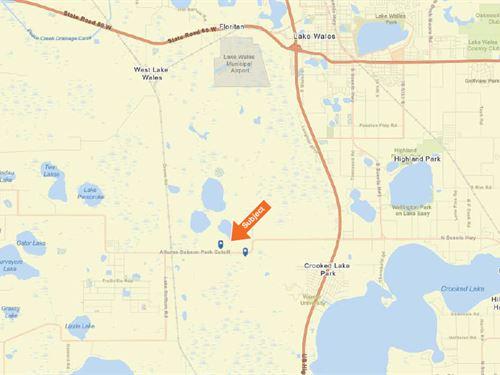 Bryan Groves : Lake Wales : Polk County : Florida