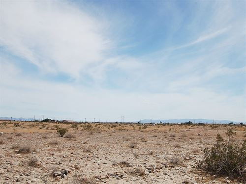 Nearly 1/4 Acre Residential Lot : Salton : Imperial County : California
