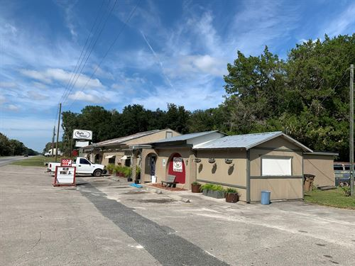 Commercial Property Ft, White, FL : Fort White : Columbia County : Florida