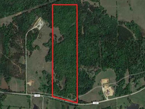 49.794 Acres in Rusk County, Texas : Henderson : Rusk County : Texas