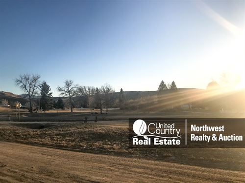 Two Residential Lots Highwood MT : Highwood : Chouteau County : Montana