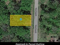 .12 Acres of Unrestricted Space : Mabank : Henderson County : Texas