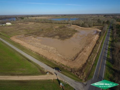 181 Ac, Wrp Deer & Duck Huntin : Enterprise : Catahoula Parish : Louisiana
