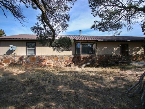 Horse Property For Sale : Capitan : Lincoln County : New Mexico