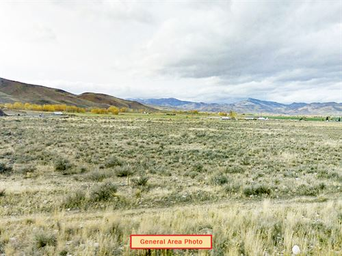 Gorgeous Rural Residential Property : Challis : Custer County : Idaho