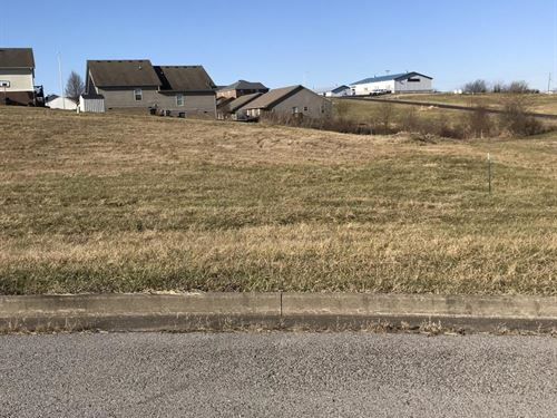 Mt, Sterling Commercial Lot : Mt Sterling : Montgomery County : Kentucky