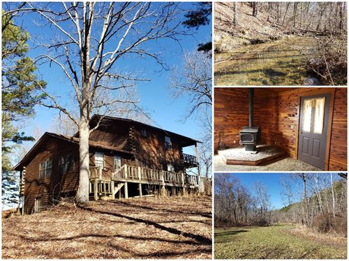 Country Home and Land in The Ozarks : Ava : Douglas County : Missouri