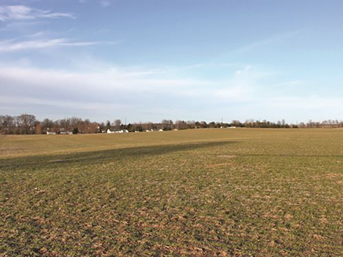 Potential Development Opportunity : Bellefontaine : Logan County : Ohio