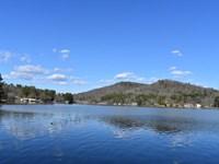 Absolute Auction Waterfront Lot : Ashville : Saint Clair County : Alabama