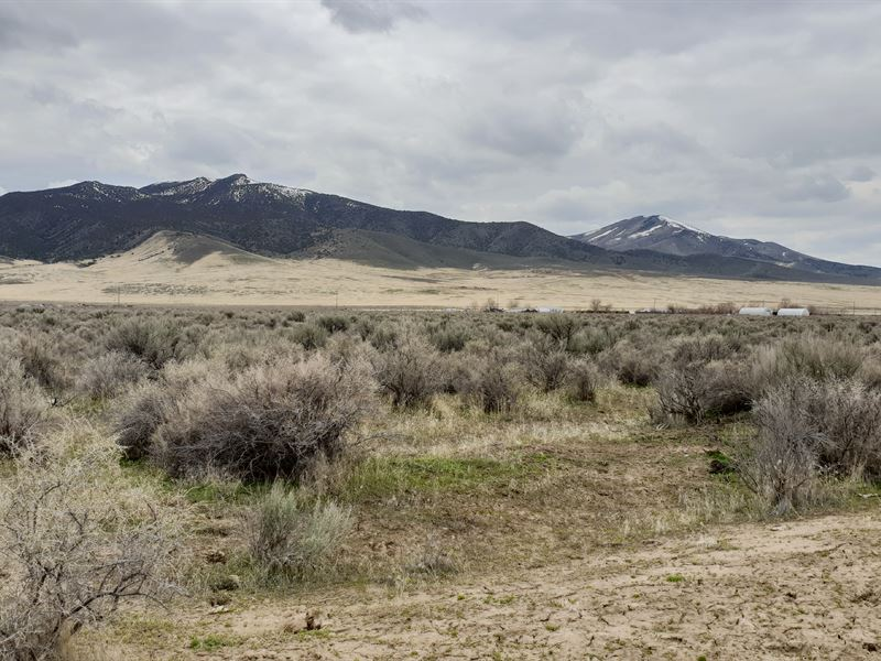 4.77 Acres, $145/Month Financing : Winnemucca : Humboldt County : Nevada
