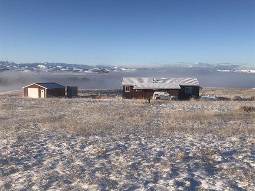 Petersen 40 : Big Timber : Sweet Grass County : Montana