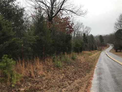 20 Acres of Timber With Pond Near : Greers Ferry : Cleburne County : Arkansas