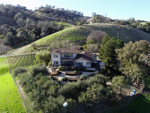 Northern California County Home 5 : Vacaville : Solano County : California