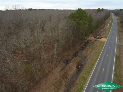 12 Ac, Wooded Tract For Home Site : Beekman : Morehouse Parish : Louisiana
