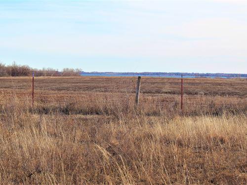 247.44 Acres Pasture Next to Cheney : Pretty Prairie : Reno County : Kansas