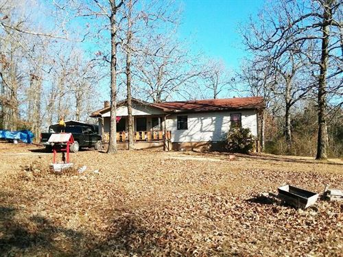 Home City Limits But Country Feel : Highland : Sharp County : Arkansas