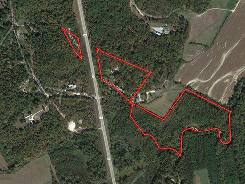 Country Home, Land, Hunting, Benton : Camden : Benton County : Tennessee