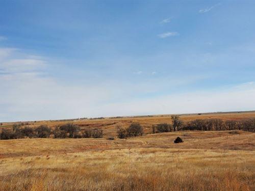 Gosper County Range : Holbrook : Gosper County : Nebraska