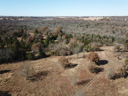 Country Home Site Hunting Lake : Stigler : Haskell County : Oklahoma