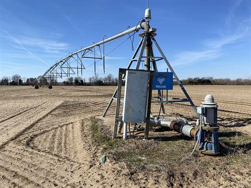 Cotton to Fresh Vegetable Farms : Kennett : Dunklin County : Missouri