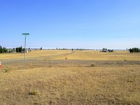 Corner Lot With Utilities, $170/Mo : Alturas : Modoc County : California
